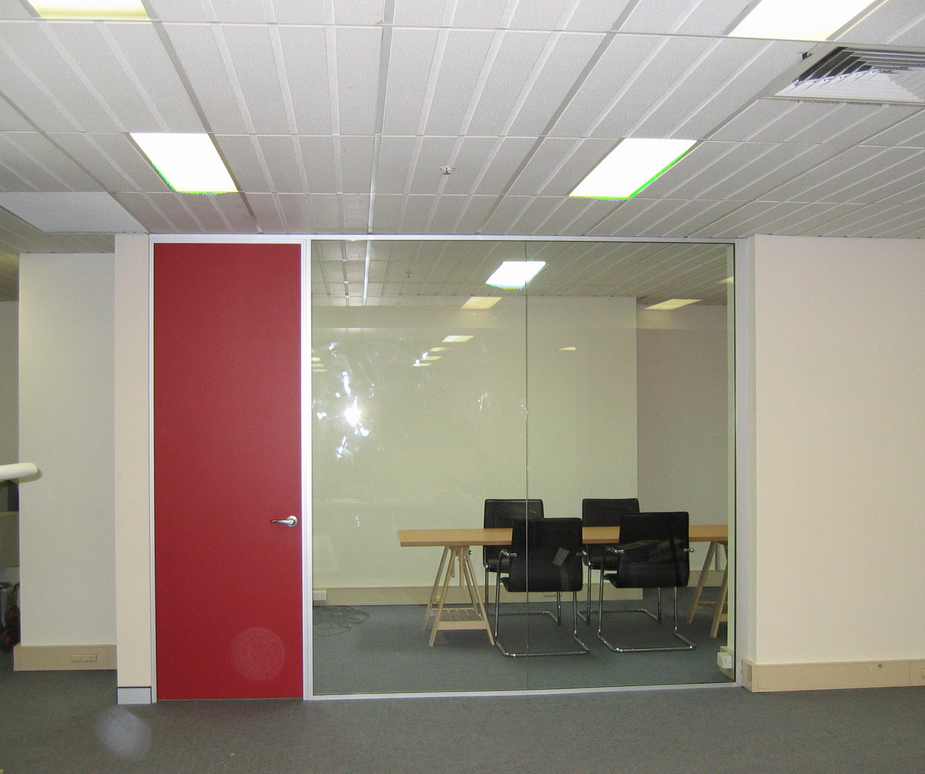 Partitioning   Ceilings